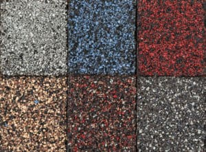 Grand Building and Remodeling has a large selection of shingles from which to choose.